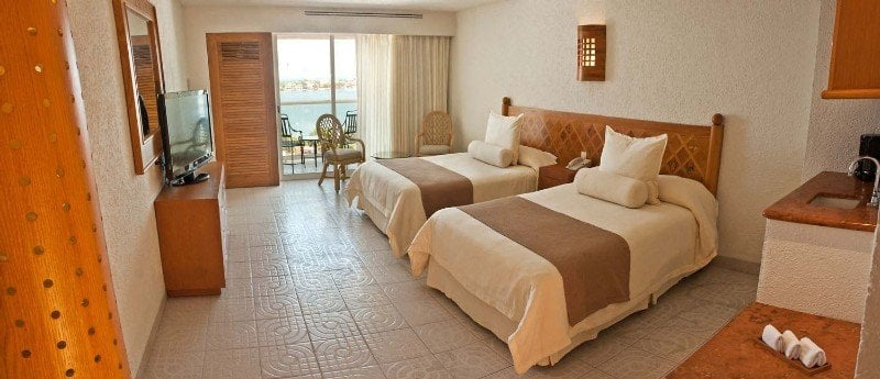 Hotel Royal Sunset Beach Resort Cancun Quintana Roo