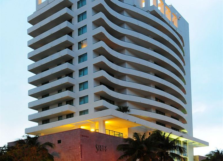 Hotel Sixty Resort Miami Beach Florida