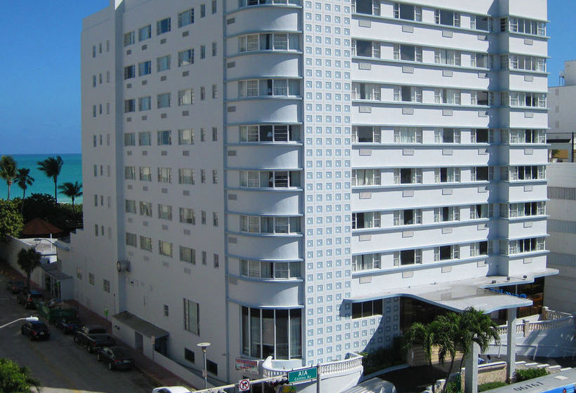 Hotel Days Inn Oceanside Miami Beach Florida United States Vive Hotels